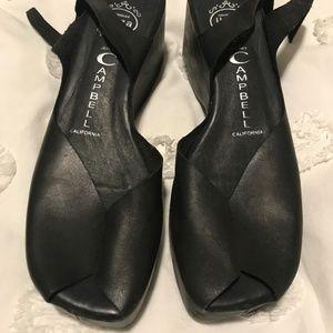 Jeffrey Campbell Ibiza Platform Sandals